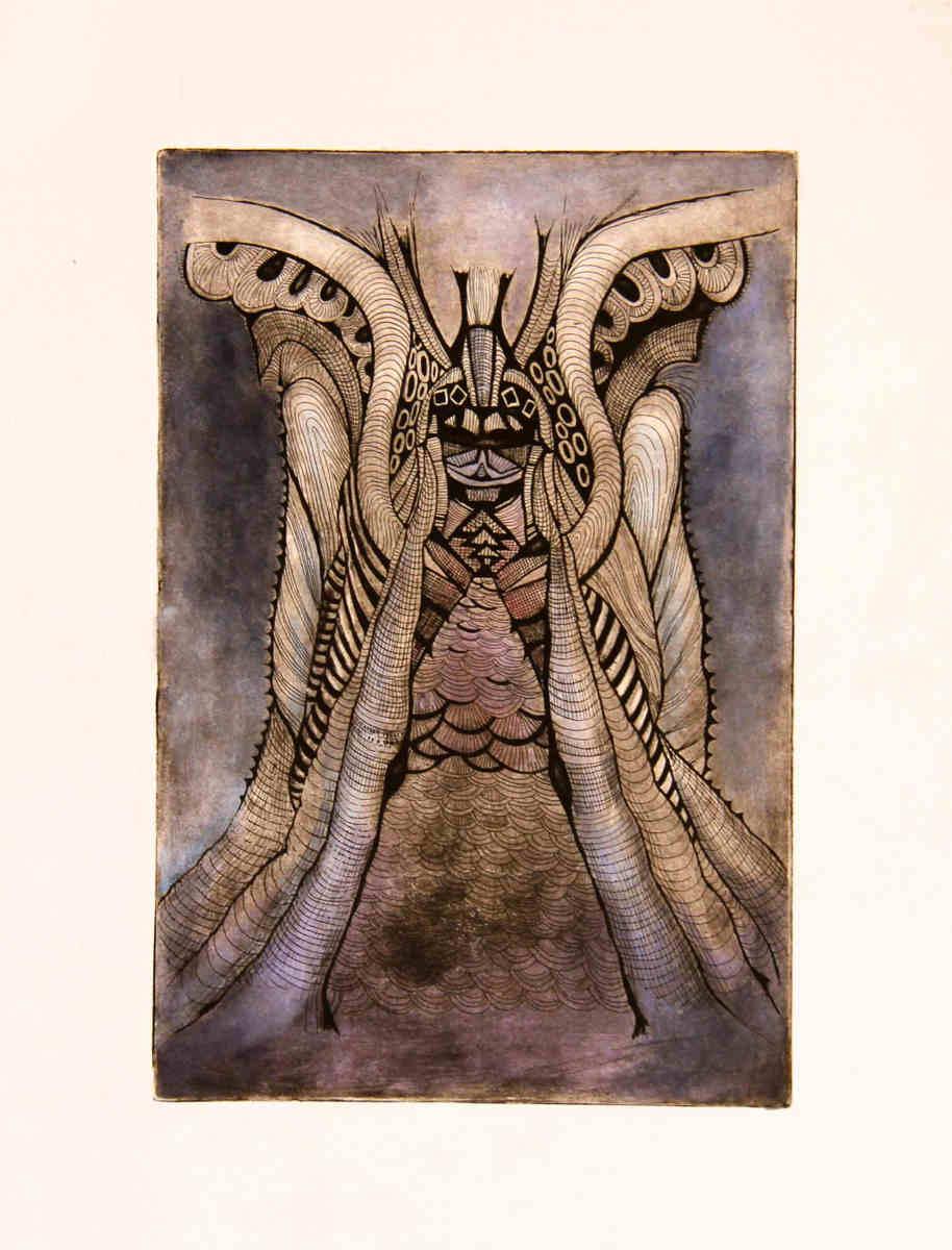 SAMURAI 20 x 30 cm