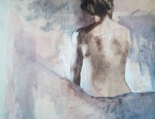 ENSAYO 40 x 40 cm